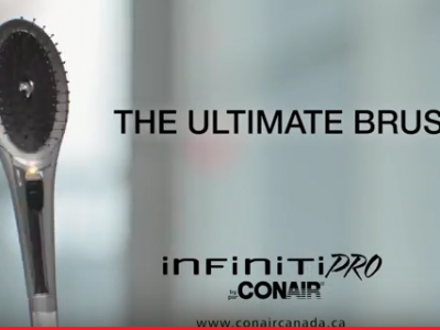 CON AIR – THE ULTIMATE BRUSH