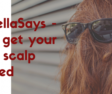Vellasays - lets get your oily scalp sorted